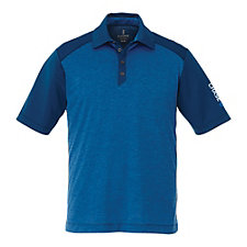Sagano Short Sleeve Polo Shirt - Chase