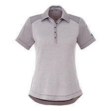 Ladies Sagano Short Sleeve Polo Shirt - Chase