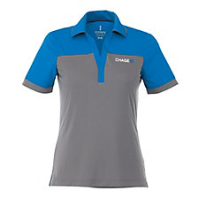 Ladies Mack Short Sleeve Polo Shirt - Chase