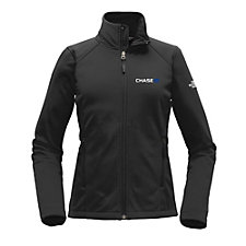 The North Face Ladies Ridgeline Soft Shell Jacket - Chase