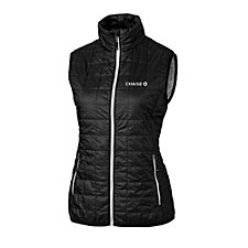 Cutter & Buck Ladies Rainier Vest - Chase