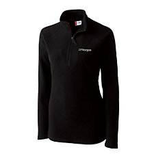 Clique Ladies Summit Half Zip Microfleece - J.P. Morgan