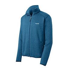 Port AuthoritySweater Fleece Jacket - Chase
