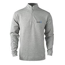 Woodford Quarter-Zip Fleece Pullover - Chase