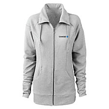 Ladies Woodford Fleece Jacket - Chase