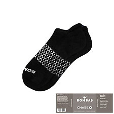 Bombas Mens Solid Ankle Socks