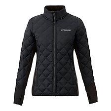 Ladies Rougemont Hybrid Jacket - J.P. Morgan