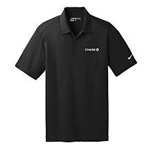Nike Golf Dri-Fit Vertical Mesh Polo Shirt - Chase