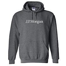 Gildan Heavy Blend Hooded Sweatshirt - JP Morgan