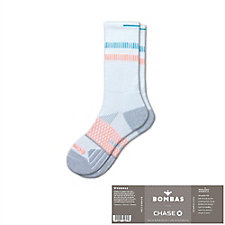 Bombas Performance Tennis Calf Socks - Chase