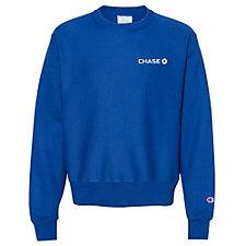 Champion Reverse Weave Crewneck Sweatshirt - Chase