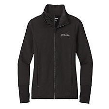 OGIO ENDURANCE Ladies Modern Performance Full-Zip Jacket - J.P. Morgan