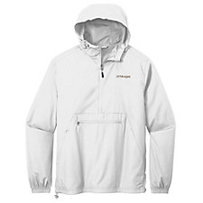 Sport-Tek Packable Anorak - J.P. Morgan