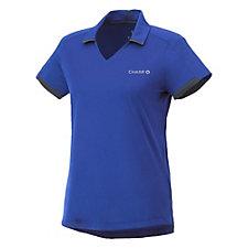 Ladies Cerrado Short Sleeve Polo Shirt - Chase