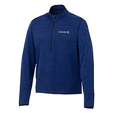 Mather Knit Half Zip Pullover - Chase