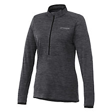 Ladies Mather Knit Half Zip Pullover - J.P. Morgan