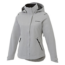 Ladies Gearhart Softshell Jacket - J.P. Morgan