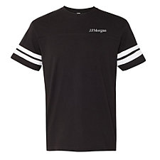 LAT Football Fine Jersey T-Shirt - J.P. Morgan