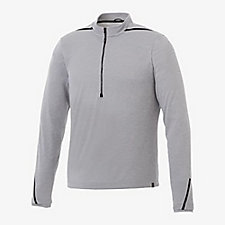 DEGE Eco Knit Half Zip Pullover - SMF