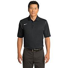 Nike Dri-FIT Sport Swoosh Pique Polo Shirt - DA Hackathon Spring 2021