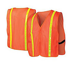 High-Visibility Reflective Vest (1PC)