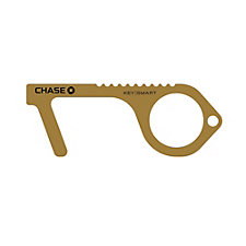 CleanKey Antimicrobial Brass Hand Tool (1PC) - Chase