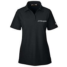Under Armour Ladies Corporate Performance Polo Shirt - J.P. Morgan
