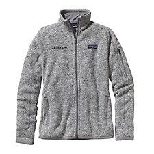 Patagonia Ladies Better Sweater Jacket - J.P. Morgan