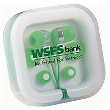 Color Pop Earbuds - WSFS