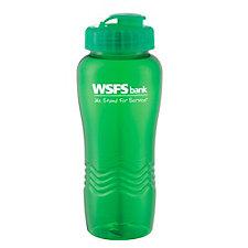 Surfside Plastic Water Bottle - 26 oz. - WSFS
