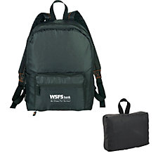 BRIGHTtravels Packable Backpack - WSFS