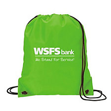 Drawstring Sport Pack - 14 in. x 16.5 in. - WSFS
