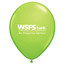 11 in. Qualatex Latex Balloon (Pack of 100) - WSFS