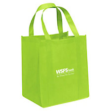 Big Thunder Reusable Tote Bag - 13 in. x 10 in. x 15 in. - WSFS