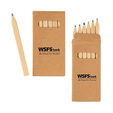 6-Piece Colored Pencil Set - WSFS