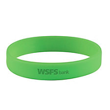 Single Color Silicone Bracelet - WSFS