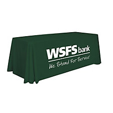 6 ft. Standard Table Cloth - WSFS
