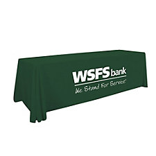 8 ft. Standard Table Cloth - WSFS