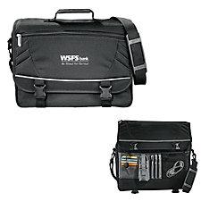 Precision Messenger Bag - WSFS