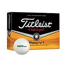 Titleist Pro V1 Golf Balls - Dozen - WSFS