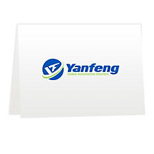 Note Card - 3.5 in. x 5 in. - Yanfeng