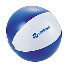 Swirl Beach Ball - 12 in. - Yanfeng