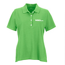 Ladies Perfect Polo Short Sleeve Shirt - WSFS