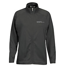 Ladies Brushed Back Micro-Fleece Full-Zip Jacket - WSFS