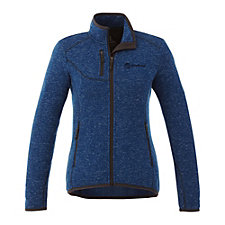 Ladies Tremblant Knit Jacket - Yanfeng