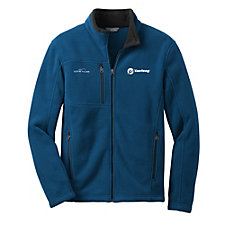 Eddie Bauer Full-Zip Fleece Jacket - Yanfeng