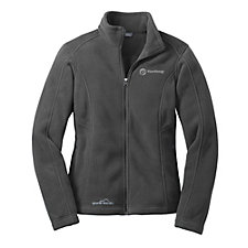 Eddie Bauer Ladies Full-Zip Fleece Jacket - Yanfeng