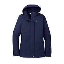 Port Authority Ladies All-Conditions Jacket - Yanfeng