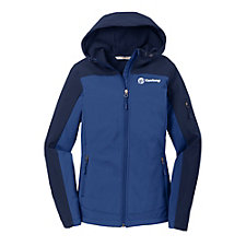 Port Authority Ladies Hooded Core Soft Shell Jacket - Yanfeng