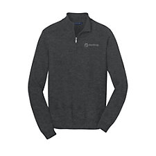Port Authority Half-Zip Sweater - Yanfeng